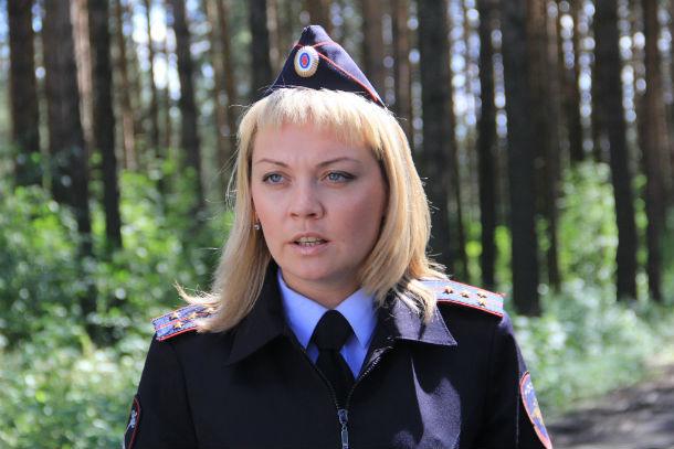 Ольга Григорьева Фото из архива редакции