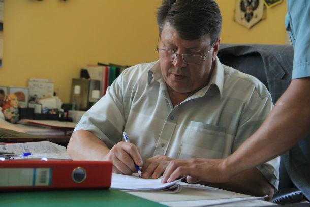 Сергей Моржерин  Фото из архива редакции
