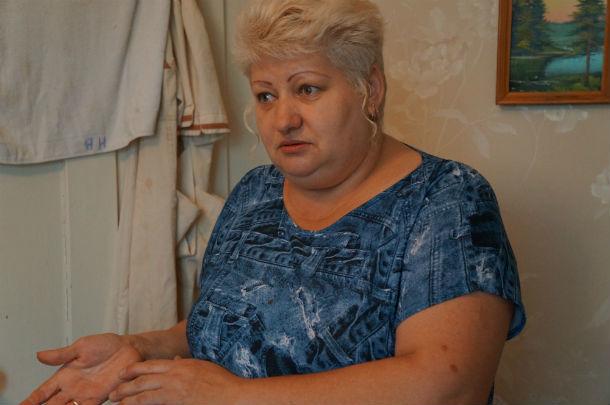 Дочь Надежды Снегиревой Ольга  Кузьмина  Фото Ольги Хмелевой