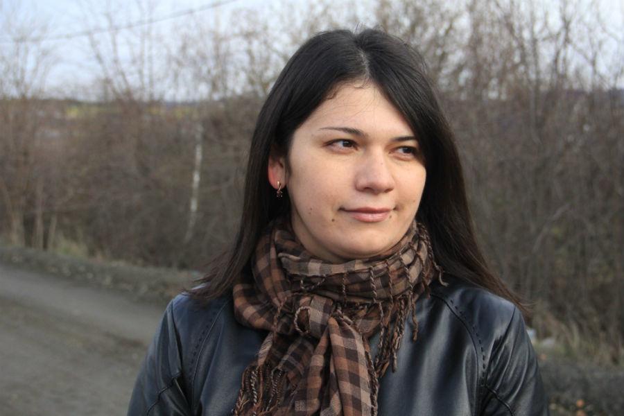 Гульфия ПеринаФото Анны Неволиной
