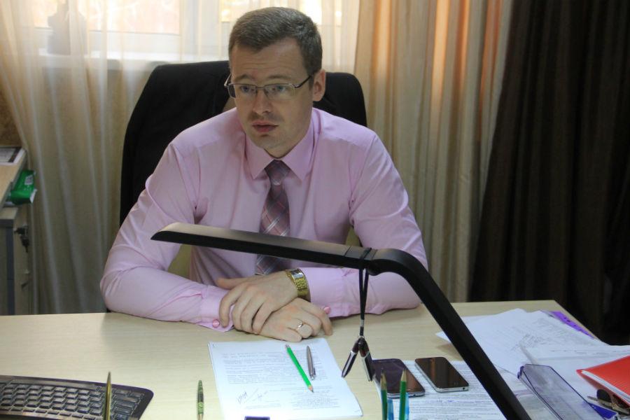 Вячеслав ФедоровФото Анны Неволиной