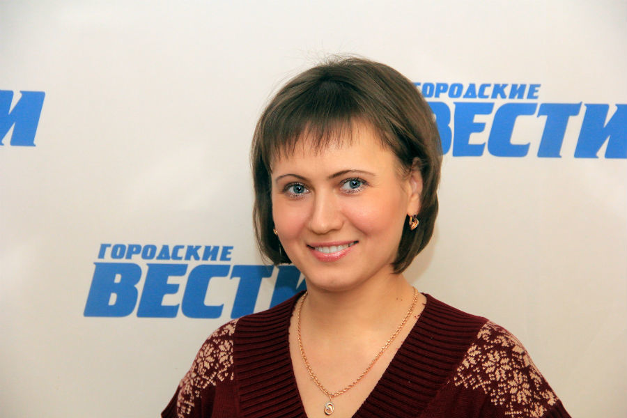 Ирина ЛогиноваФото Анны Неволиной
