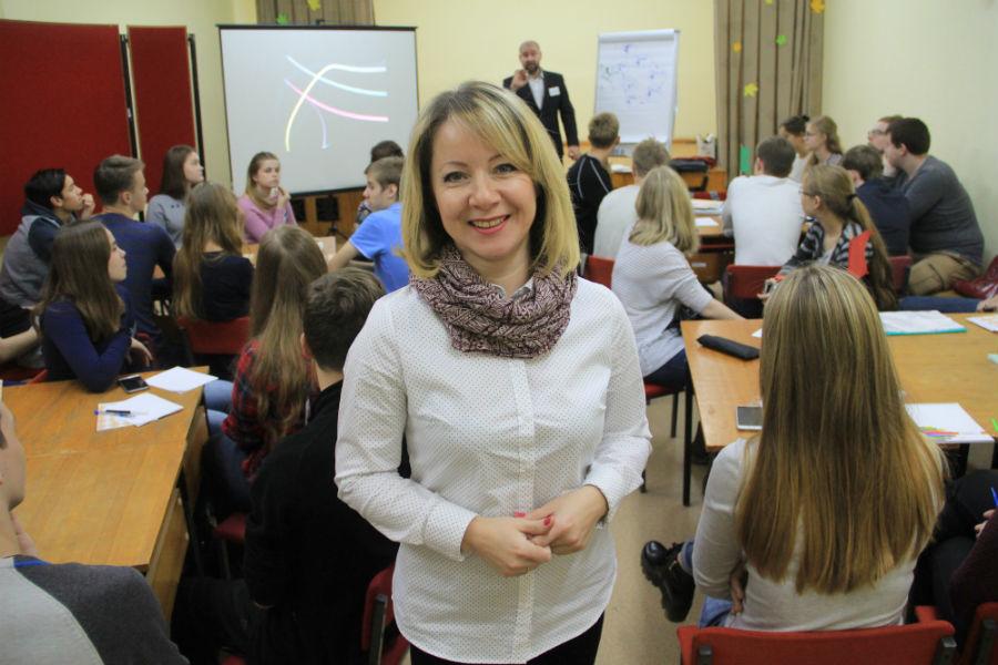 Мария КульбицкаяФото Анны Неволиной