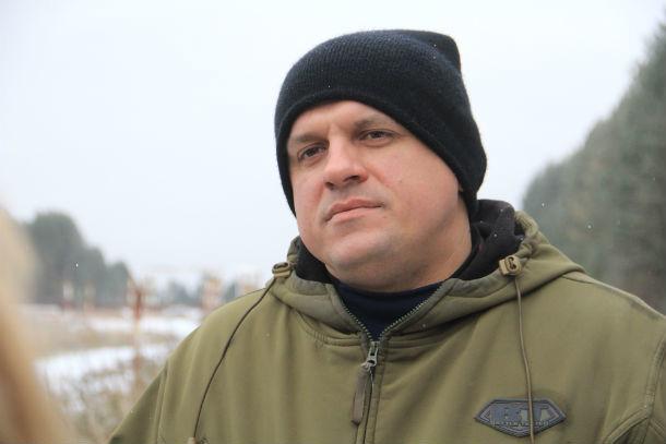 Алексей Рудаков  Фото Анны Неволиной