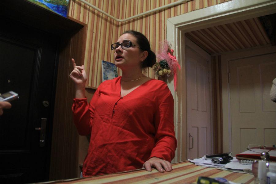 Елена Гаврилова Фото Анны Неволиной