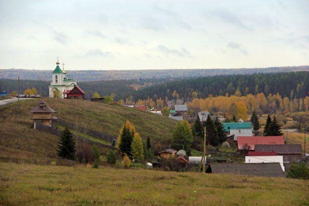 Нижнее село Фото Анны Неволиной