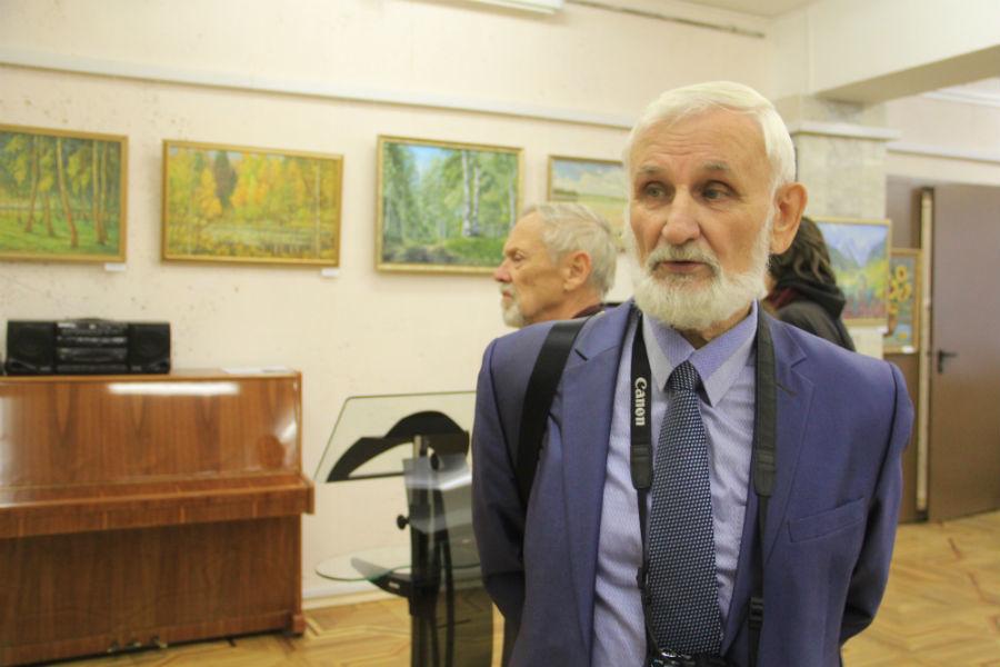 Юрий ВерещагинФото Анны Неволиной
