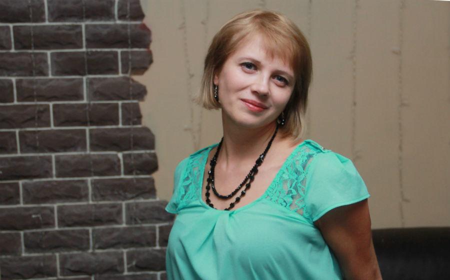 Ирина Замараева Фото Анны Неволиной