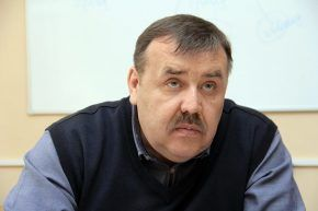 Геннадий Зверев  Фото из архива редакции