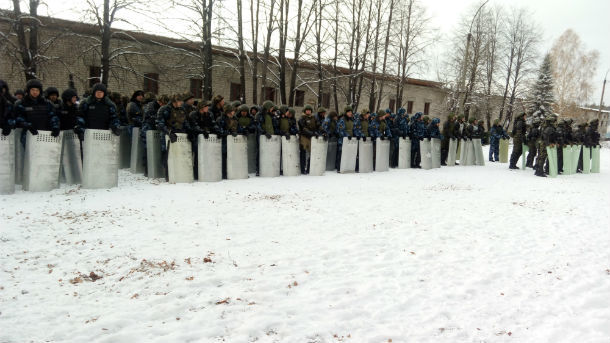Фото предоставлено пресс-службой ГУФСИН