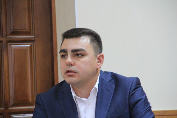 Артур Гузаиров Фото из архива редакции