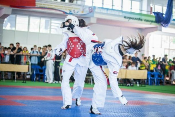 Фото с сайта thekwondo.com