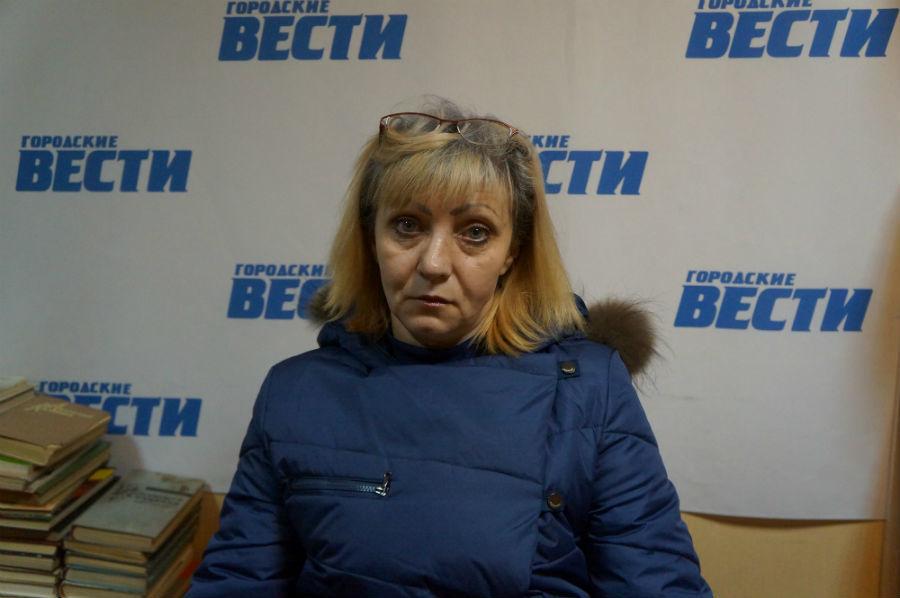 Наталья Бурлаченко Фото Анны Неволиной