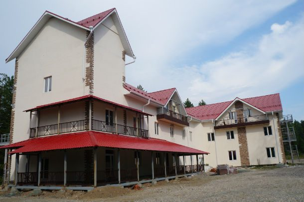 ВЕкатеринбурге награнице Европы иАзии снесут нелегально построенную гостиницу
