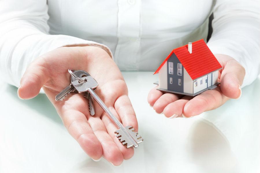 сделка на покупку квартиры с недвижимостью небо