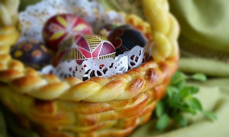 просто вкусом печенье к пасхе корзинки рецепт с фото блюдо выложить