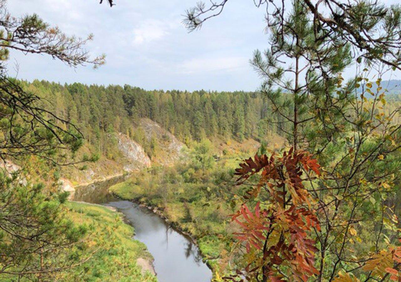 Оленьи ручьи фото осень
